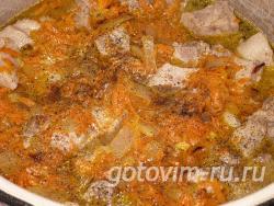 Картофель с мясом