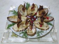 Картофельные кораблики