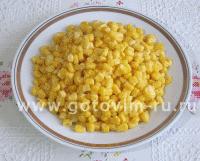 Кукуруза маринованная