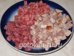 Солянка мясная