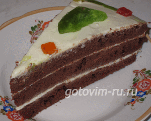 Торт праздничный