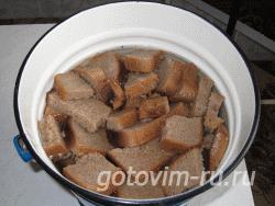 Квас без дрожжей – кулинарный рецепт