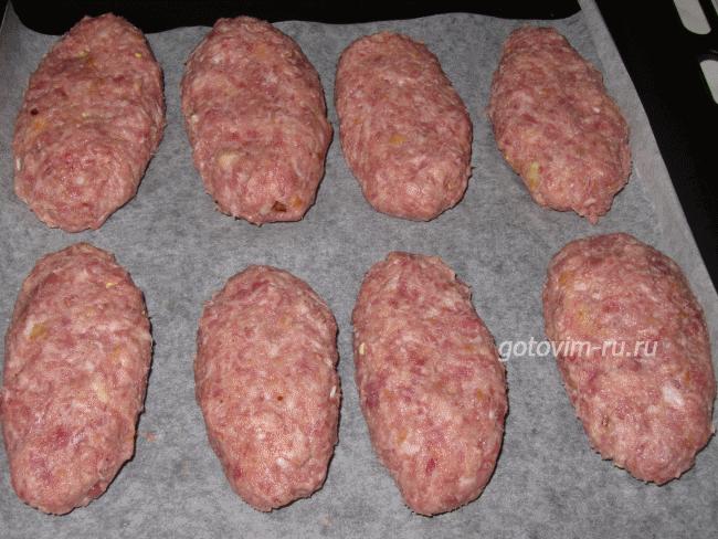 Зразы мясные